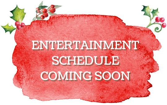 LiveOakChristmasTrees-EntertainmentSchedule