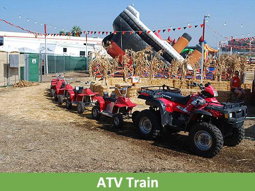 ATV train500