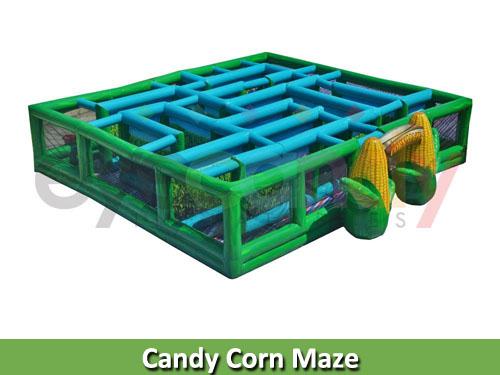 Candy Corn Maze500
