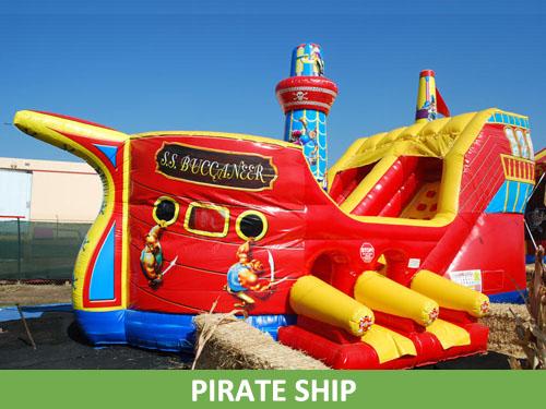Pirate Ship500